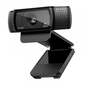 WEBCAM LOGITECH C920 15MP FULL HD1080P