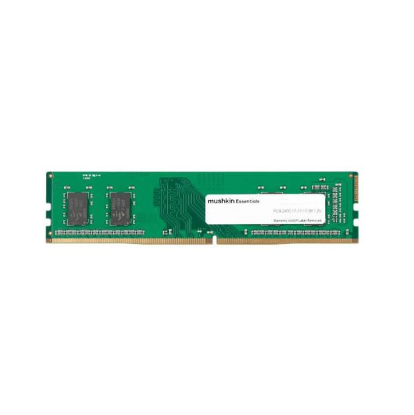 Memória Mushkin Enhanced 4GB Essentials DDR4 2400MHz 288-Pin MES4U240HF4G