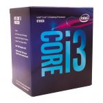 PROCESSADOR INTEL CORE I3-8300 COFFE LAKE LGA 1151 3.7GHZ 8MB CACHE BX80684I38300
