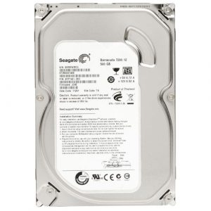 HD Interno 500GB 7200RPM Barracuda ST500DM002D – Seagate