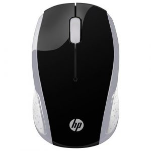 Mouse HP X200 Oman Sem Fio Cinza