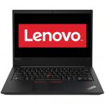Notebook Lenovo Thinkpad E480 Intel Core i5-8250U, 8GB, HD 500GB, 14″, Windows 10 Pro, Preto – 20KQ0007BR