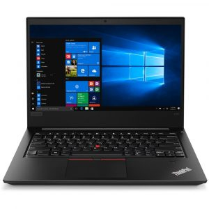 Notebook Lenovo Thinkpad E480 Intel Core i7-8550U, 8GB, HD 1TB, 14″, Windows 10 Pro, Preto – 20KQ000EBR