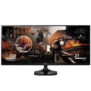 Monitor LG LED 25″ Ultrawide, Full HD, IPS, HDMI – 25UM58-P