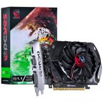 Placa de Vídeo VGA PCYes NVIDIA GeForce GT 730 Gaming, 1GB, GDDR5, 128 Bits, PCI-E 1.0 PY730GT12801G5