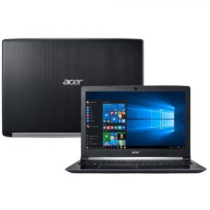 Notebook Acer Aspire 5 A515-51-55QD Intel Core i5 4GB RAM 1TB HD 15.6″ HD Windows 10