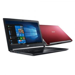 Notebook Acer Aspire 5, AMD A12-9720P, 8GB, 1TB, AMD Radeon RX 540 2GB, Windows 10, 15.6″, Vermelho – A515-41G-1480