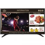 Smart TV LG 55″ Led Full HD Modo Corporate Hotel 1HDMI 2USB Preto – 55LV640S