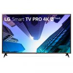 Smart TV LED 49″ 4K LG, Conversor Digital, 3 HDMI, 2 USB, Wi-Fi, HDR, ThinQ – 49UK631C