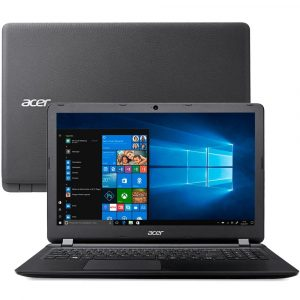 Notebook Acer Aspire, Intel Celeron N3350, 4GB, 500GB, Windows 10 Home, 15.6″ – ES1-533-C8GL