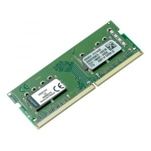 Memória Kingston 4GB, 2400MHz, DDR4, Notebook, CL17 – KVR24S17S6/4