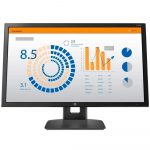 Monitor HP V24B LED 23.6″ Widescreen, Full HD, IPS, VGA/Display Port, Altura Ajustável – 2XM34AA